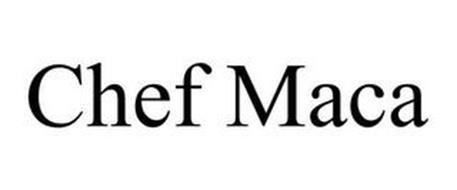 CHEF MACA