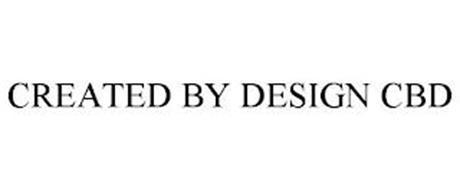 CREATED BY DESIGN CBD