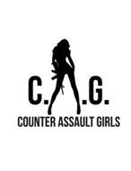 CAG COUNTER ASSAULT GIRLS