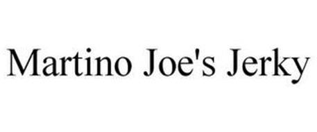 MARTINO JOE'S JERKY