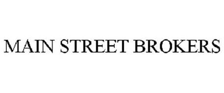 MAIN STREET BROKERS