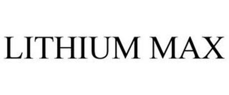 LITHIUM MAX