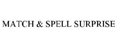 MATCH & SPELL SURPRISE