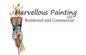 MARVELLOUS PAINTING LLC. RESIDENTIAL AND COMMERCIAL MP