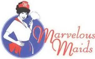M MARVELOUS MAIDS