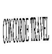 CONCORDE TRAVEL