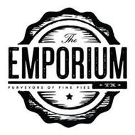THE EMPORIUM PURVEYORS OF FINE PIES TX