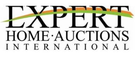 EXPERT HOME · AUCTIONS INTERNATIONAL