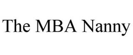 THE MBA NANNY