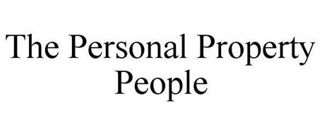 THE PERSONAL PROPERTY PEOPLE