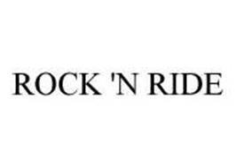 ROCK 'N RIDE