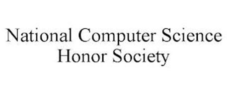 NATIONAL COMPUTER SCIENCE HONOR SOCIETY