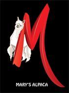 M MARY'S ALPACA