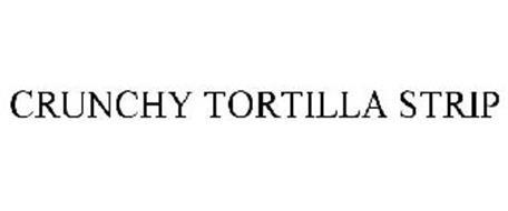 CRUNCHY TORTILLA STRIP