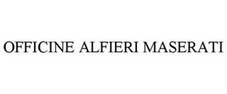 OFFICINE ALFIERI MASERATI