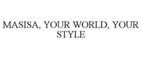MASISA, YOUR WORLD, YOUR STYLE