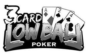 3 CARD LOWBALL A 2 4