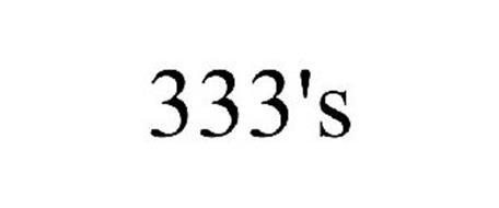 333'S