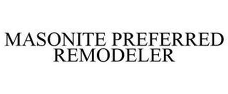 MASONITE PREFERRED REMODELER
