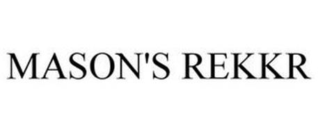 MASON'S REKKR