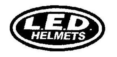L.E.D. HELMETS
