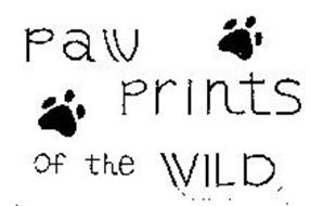 PAW PRINTS OF THE WILD