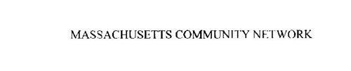 MASSACHUSETTS COMMUNITY NETWORK