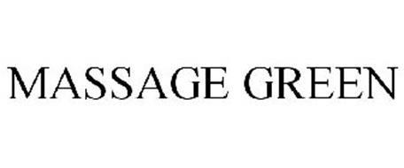 MASSAGE GREEN