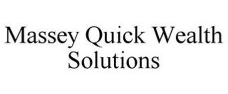 MASSEY QUICK WEALTH SOLUTIONS