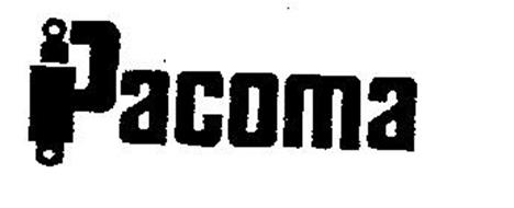 PACOMA Trademark of MASSEY-FERGUSON GESELLSCHAFT MIT