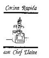 COCINA RAPIDA CON CHEF ELAINE