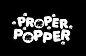 PROPER POPPER