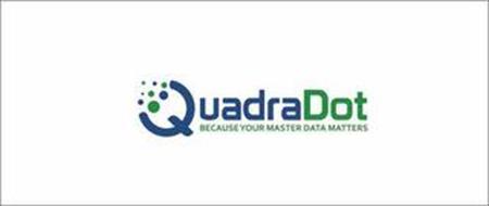 QUADRADOT BECAUSE YOUR MASTER DATA MATTERS