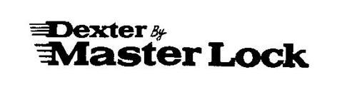 DEXTER BY MASTER LOCK