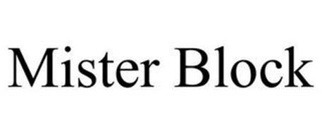 MISTER BLOCK