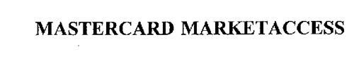 MASTERCARD MARKETACCESS