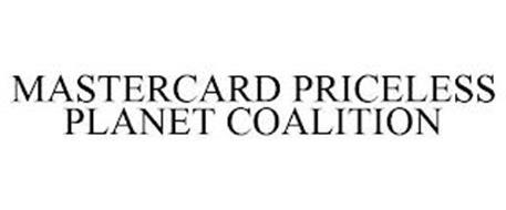 MASTERCARD PRICELESS PLANET COALITION