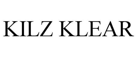 KILZ KLEAR