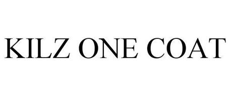 KILZ ONE COAT