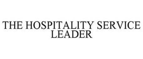 THE HOSPITALITY SERVICE LEADER