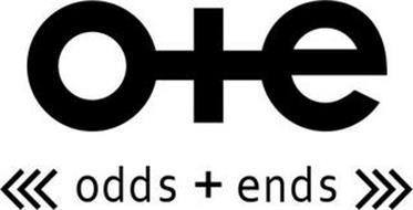 O + E ODDS + ENDS