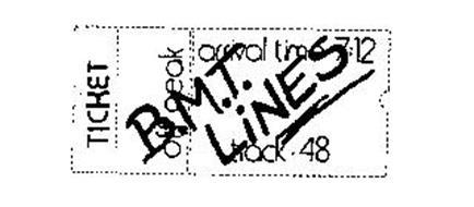 B.M.T. LINES