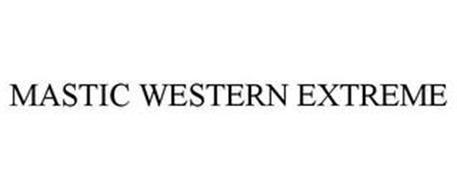 MASTIC WESTERN EXTREME