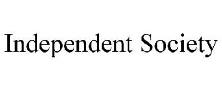 INDEPENDENT SOCIETY