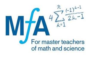 MFA FOR MASTER TEACHERS OF MATH AND SCIENCE