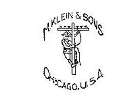 M. KLEIN & SONS CHICAGO, U.S.A.