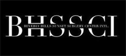 BHSSCI BEVERLY HILLS SUNSET SURGERY CENTER INTL.