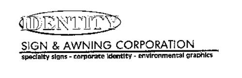 IDENTITY SIGN & AWNING CORPORATION
