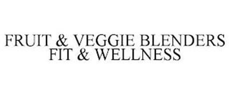 FRUIT & VEGGIE BLENDERS FIT & WELLNESS