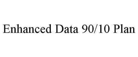 ENHANCED DATA 90/10 PLAN